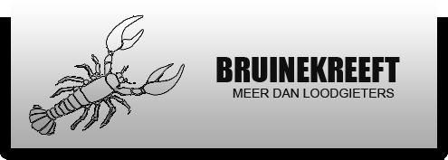 logo loodgietersbedrijf Bruinekreeft
